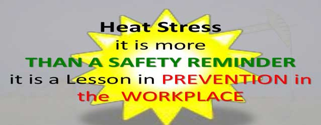 Heat Stress Prevention Category Image