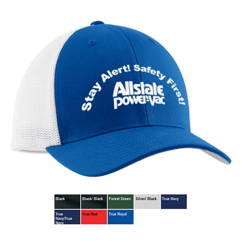 Headwear    Caps   Hats    Port Authority® - Flexfit® - Mesh Back Cap e6b1e9490