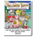 AD011134 Coloring Book- Halloween Safety