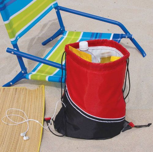 AD011795 Drawstring Cooler Backpack