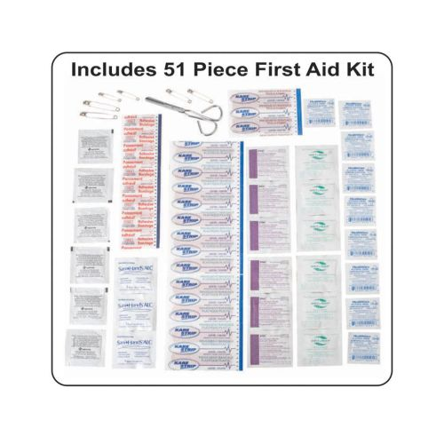 First Aid Kit Components