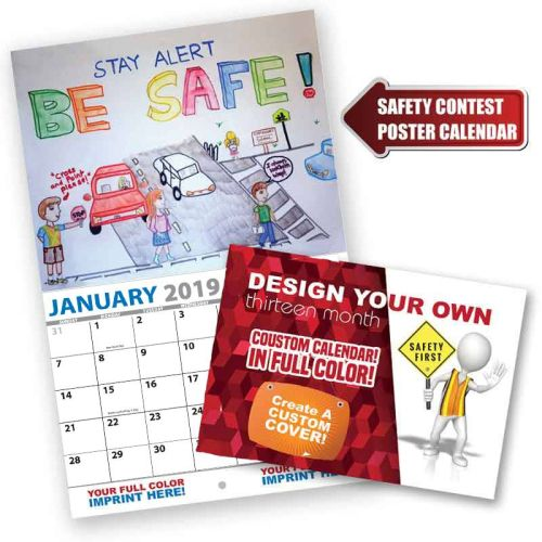 AD010030 Safety Poster Contest Calendar