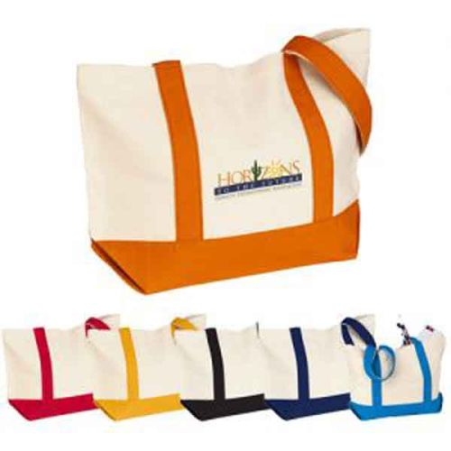 *CLOSEOUT* Cotton Duck Tote Bag