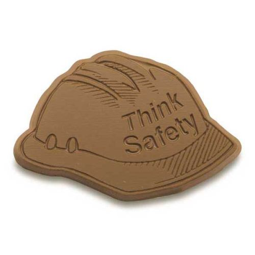 Chocolate Hard Hat candy treat snack