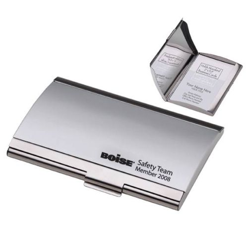 Business Card Case with Logo