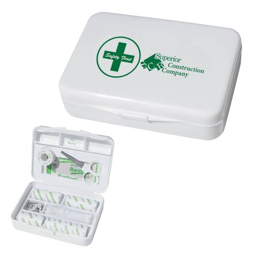 AD010682 Glovebox First Aid Kit