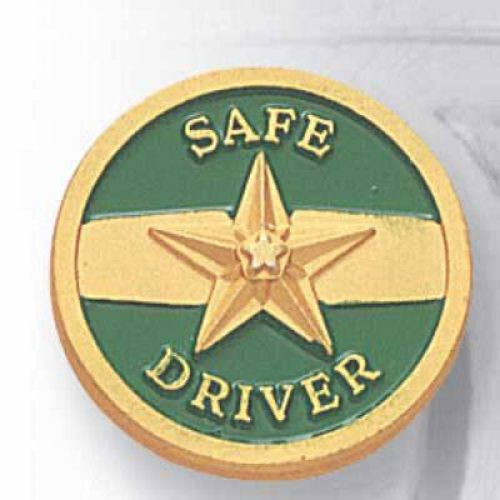 Safe Driver Star- Lapel Pin