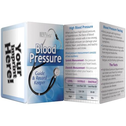 Blood Pressure Guide & Record