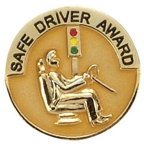 Safe Driver - Lapel Pin