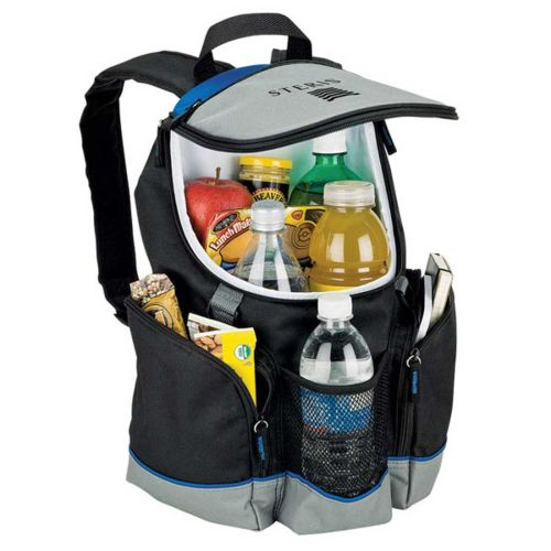 AD010915 12 Can Backpack Cooler