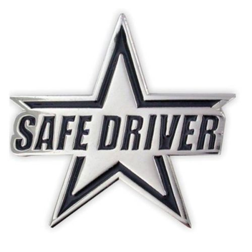 Star Safe Driver - Lapel Pin