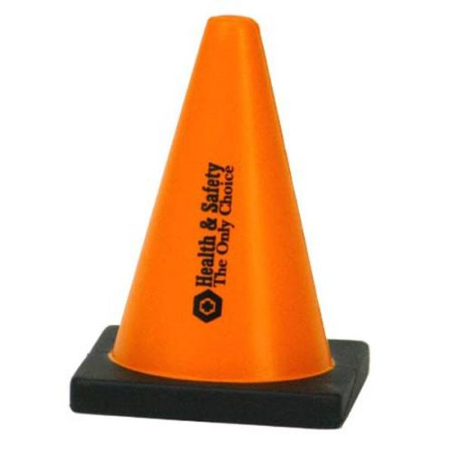 Traffic Cone- Stress Reliever - Custom