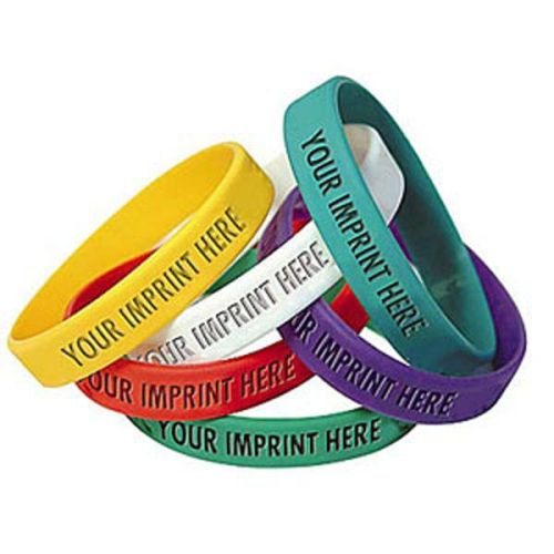 Custom Awareness Bands for Safety