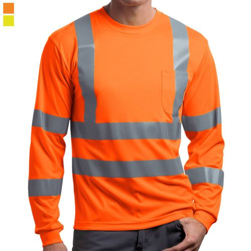 ANSI 3 Long Sleeve Snag-Resistant T-Shirt