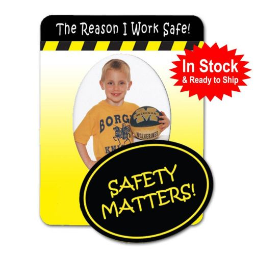 AD011364S Family Safety Photo  Magnet