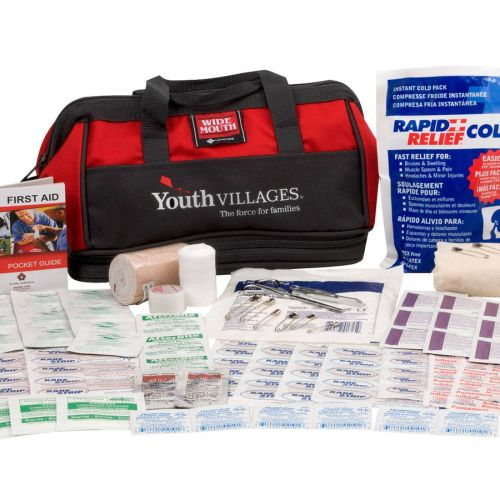 Jr. Widemouth® First Aid Kit -80 Pc.