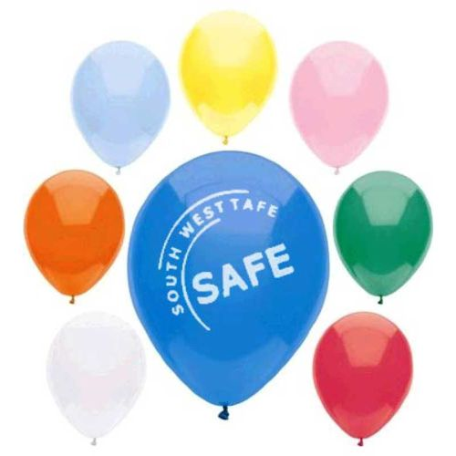 "11"" Safety Celebration Balloons"