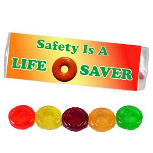 Safety Lifesaver Rolls