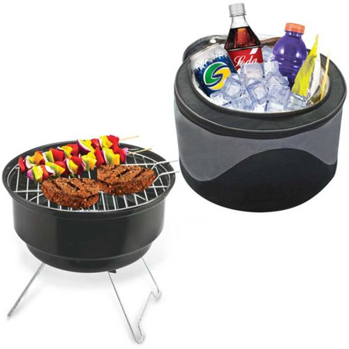 AD011700 2 IN 1 COOLER / BBQ GRILL COMBO
