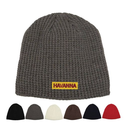 Eco Fleece Lined Beanie