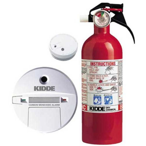 Kidde Starter Home Safety Fire Kit
