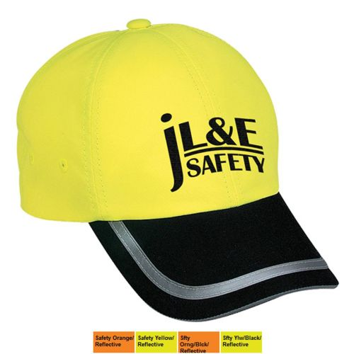 Port Authority® Reflective Safety Cap