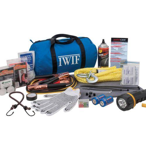 AD012084 Roadside Emergency Kit - 52 Pc