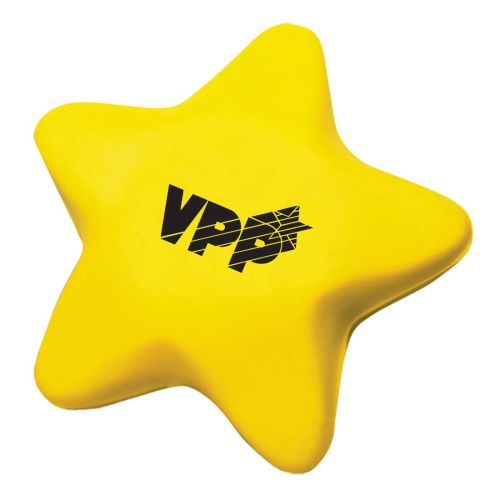 VPP Safety Star Stress Reliever