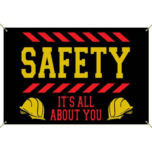 AD012283 Safety - It's All About You Banner