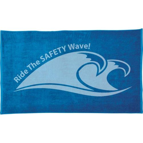 HugeTerry Velour Beach Towel - 70x35