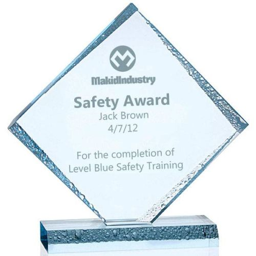 Diamond Ice Safety Achiever Award