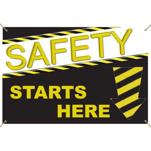 AD012542 Safety Starts Here Banner