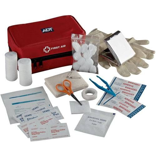 StayAlert Traveler First Aid Kit