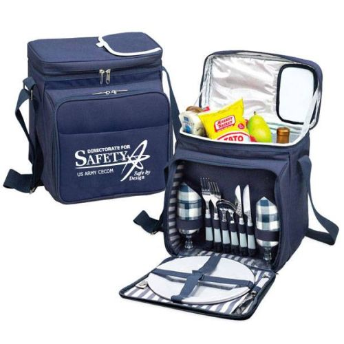 Picnic Cooler Set for 2