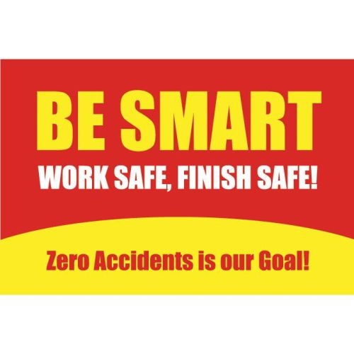 Be Smart Banner