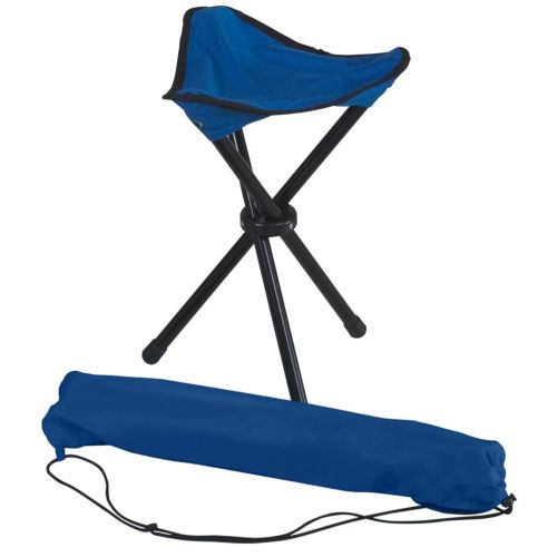 Folding Tripod Stool With Carrying Bag