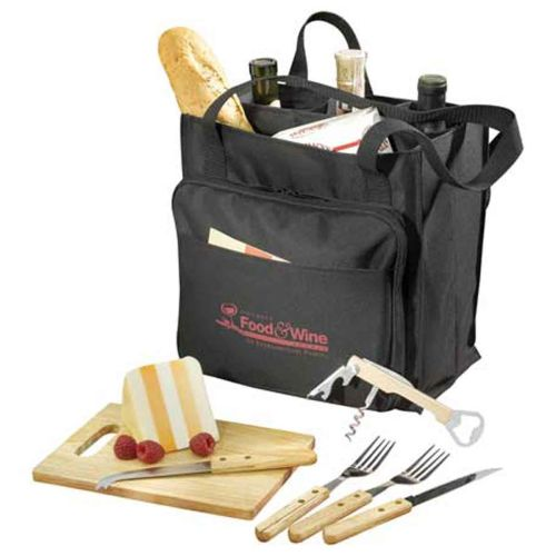 California  Picnic Carrier Set