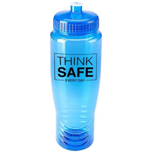THINK SAFE Water Bottle - 28 oz.