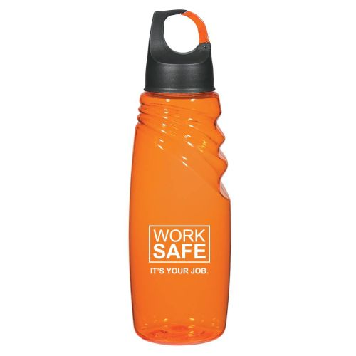 WORK SAFE Sport Bottle 24 oz