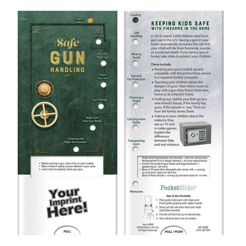 Safe Gun Handling Slide Guide