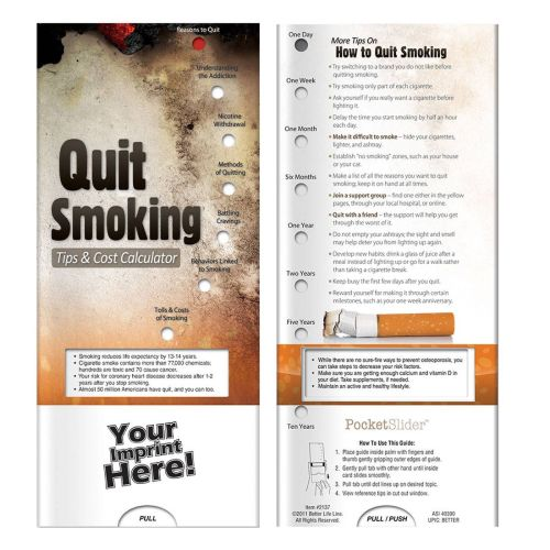 Quit Smoking Slide Guide
