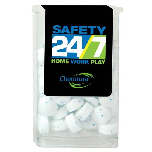 AD013494 CUSTOM Flip Top Breath Mints