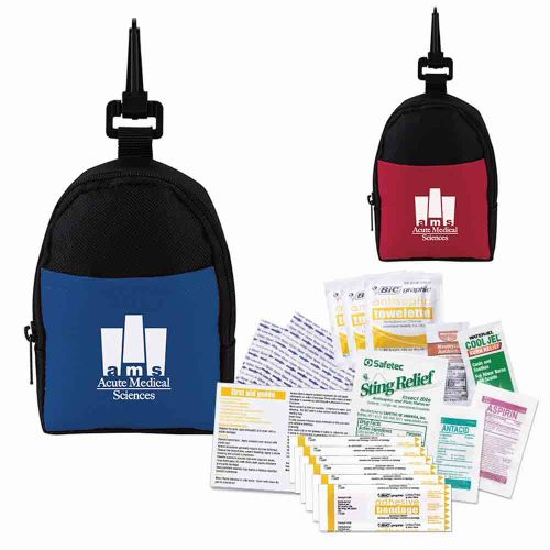 18 PC  Essentials First Aid Bag