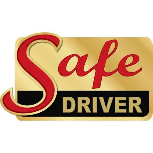 Safe Driver - Lapel Pin