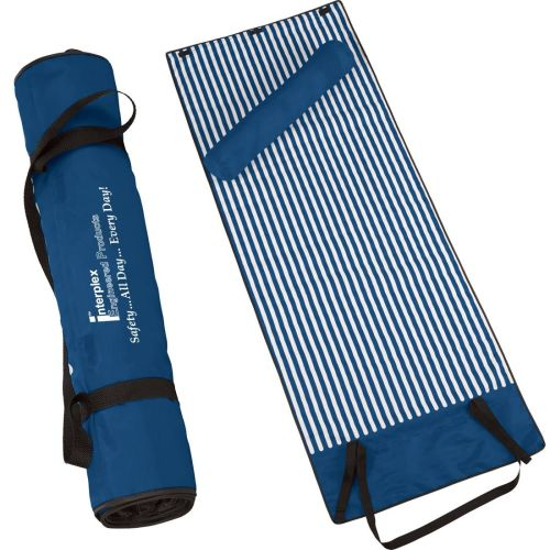 AD013910 Roll-up Beach Blanket with Pillow