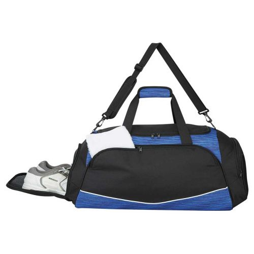 DELUXE ATHLETIC DUFFEL BAG 24""