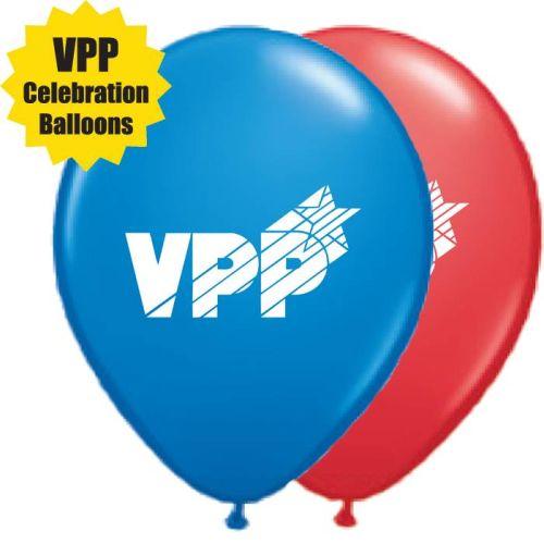 """9"""" VPP Branded Balloons"""
