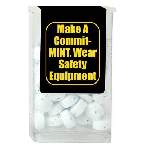 Commitment to Safety Breath Mints