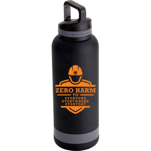 ZERO HARM Vacuum Insulated SS Bottle- 25 oz