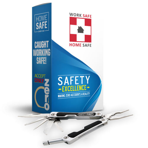 SAFETY FIRST LED Multi-Tool